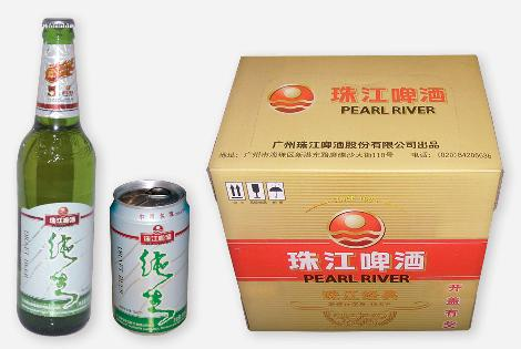 Zhujiang Beer - InBev Group - China
