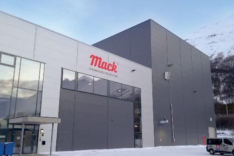 Macks Ølbryggeri - Noruega