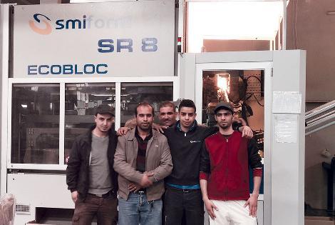 Sarl El Dahouara Eau Minerale - Argelia