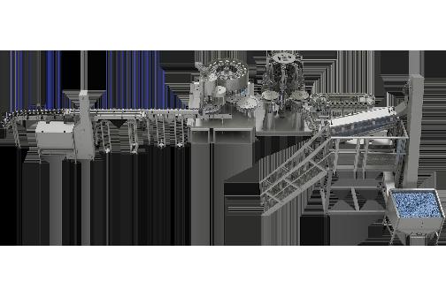 ECOBLOC® ERGON range - process