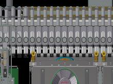 EBS ERGON - Preforms heating module