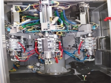 EBS ERGON series - Stretch-blowing wheel