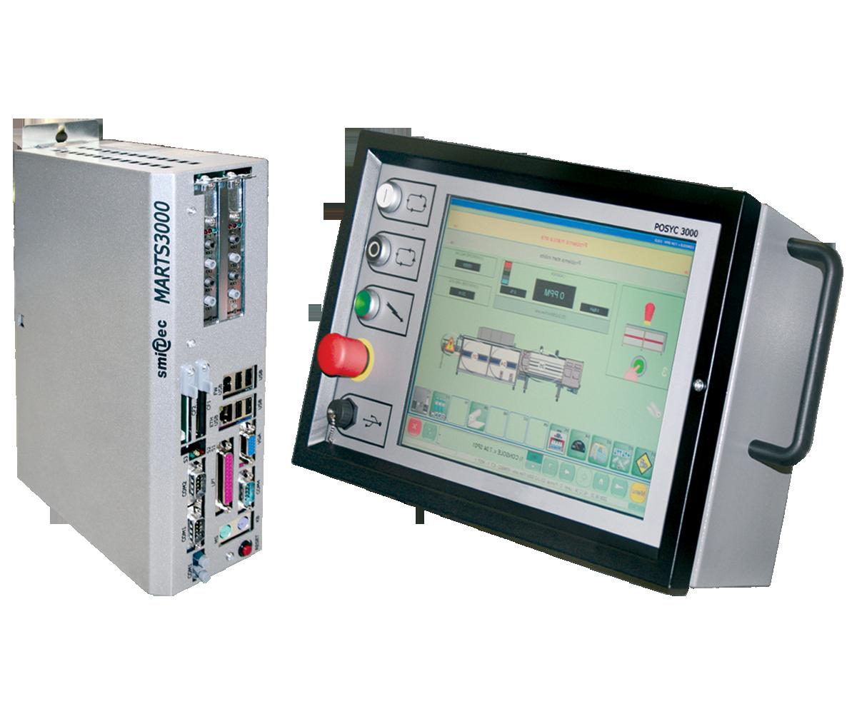 ZF010012 - Atualización de Posyc y Marts a un Sistema 3000