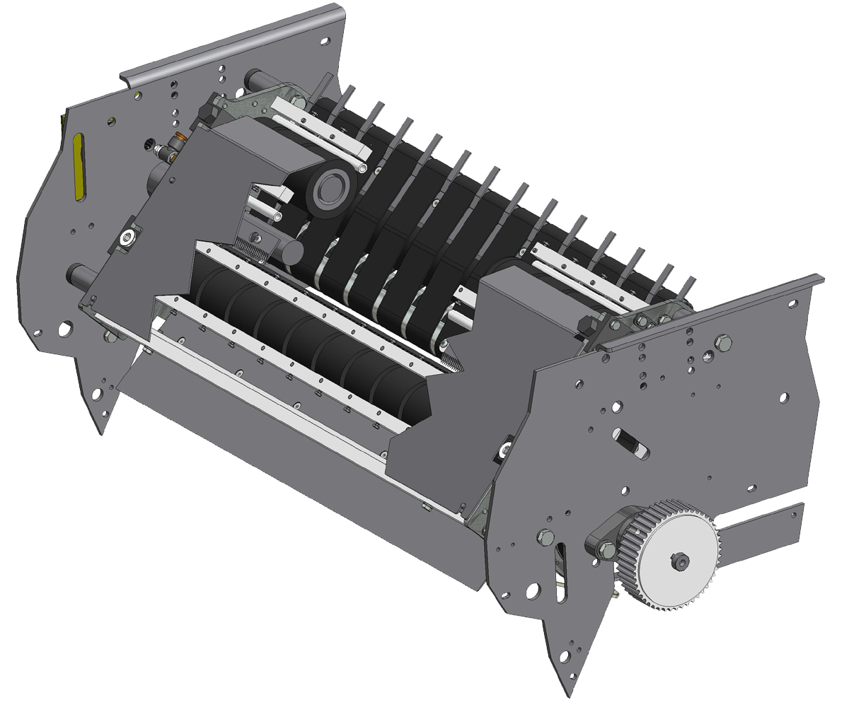 ZF010020 - Grupo de cuchillo con correa para las series LSK