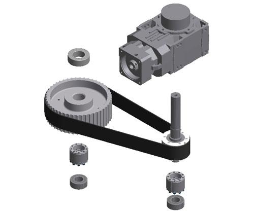 ZF010028 - Actualización motorreductor principal con carrusel