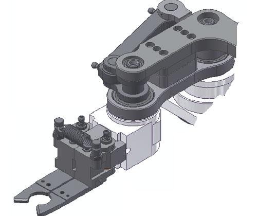 ZF010036 - Actualización grupo movimiento pinzas de nueva generación