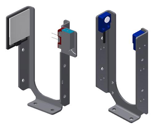 ZF010059 - Fotocélula para el control de presencia de preforma en la alimentación de la máquina