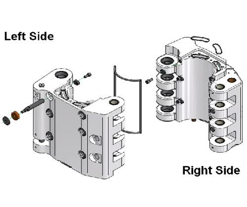 ZF010098 - Kit Sustitución Portamolde