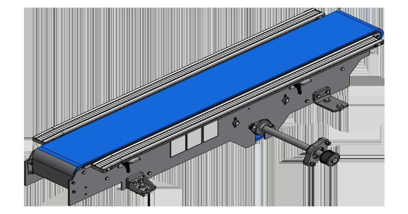 ZF010121 - Modificación de la cinta de alimentación de cartón por una nueva cinta INTRALOZ en las máquina LWP