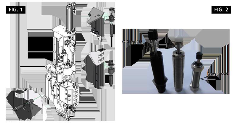 ZF010128 - Actualización amortiguador