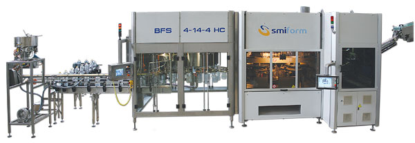Newsletter N°6/2010 - Integrated systems of moulding-filling-capping