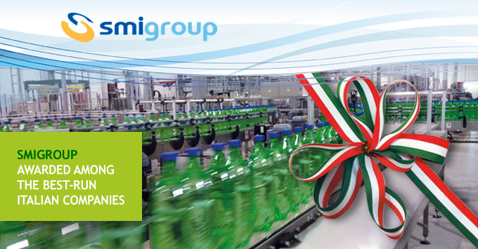 Smigroup awarded among the best-run italian companies